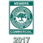 Société internationale arboriculture logo